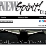 Header screenshot of the News Digest, February 13, 2015 Issue