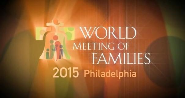 World Meeting of Families Logo -- 2015 Philadelphia