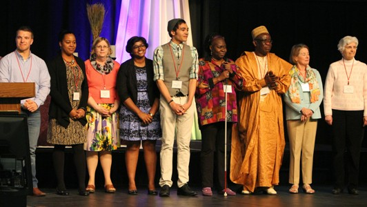 Lay Delegates to General Conference