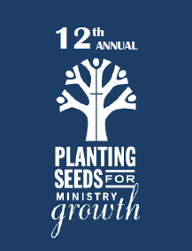 Logo: Hopewell UMC's 12 Annual Planting Seeds for Ministry Growth, 2015