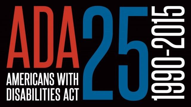 (logo) ADA 25, 1990-20015