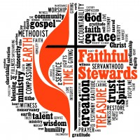 2015 Annual Conference Faithful Stewards Logo