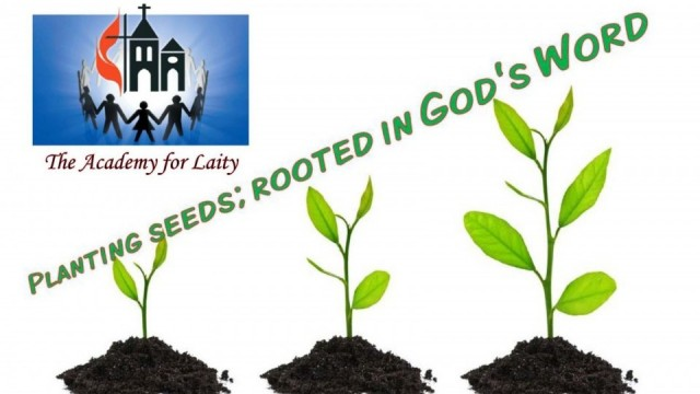 """Planting Seeds: Rooted in God's Word"""