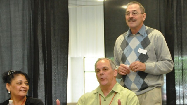 Revs. Dave Lewis, Elena Ortiz and Gordon Hendrickson share growing-church wisdom