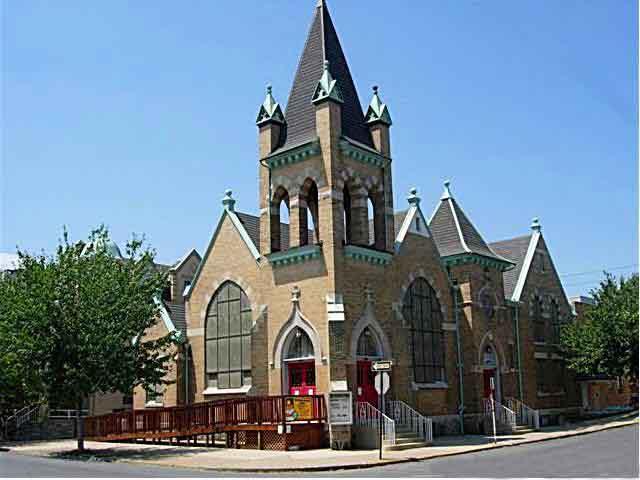 Salem UMC, Allentown