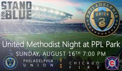 UM Night at the Philadelphia Union, August 16, 2015