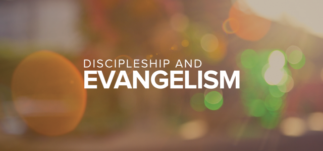 Discipleship-and-Evangelism