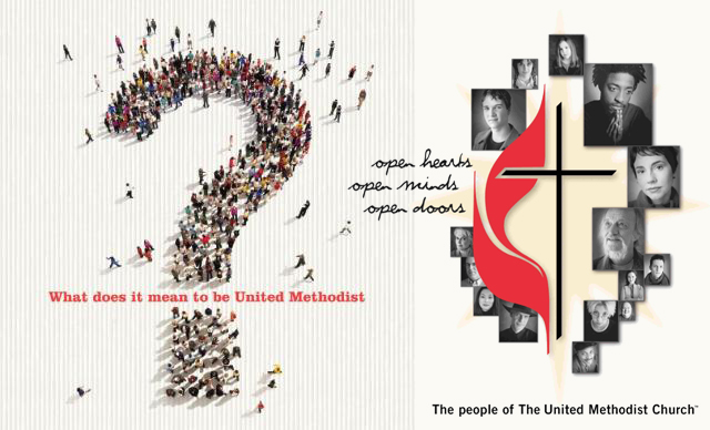 What does it mean to be United Methodist?