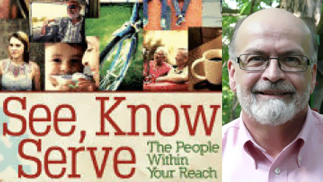 The Eastern PA Conference Congregational Development Team (CDT) will help leaders learn to effectively use MissionInSite in four workshops, Oct. 5-6, led by renowned church growth strategist the Rev. Thomas Bandy.
