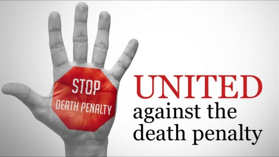 United against the death penalty