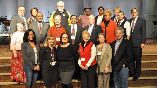 Delegates elected Nov. 14 to represent the Eastern PA Conference in 2016.