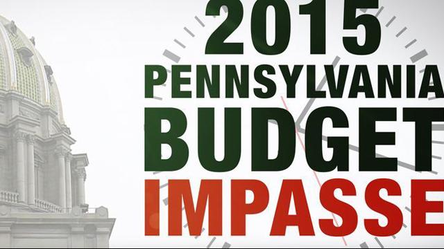 2015 PA Budget Impasse