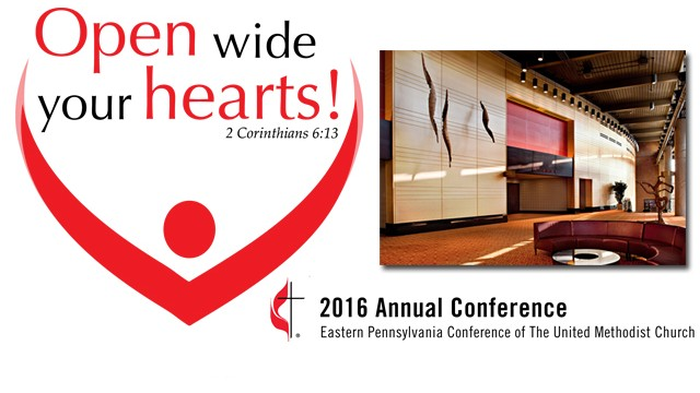 Act of Repentance to open 2016 Annual Conference