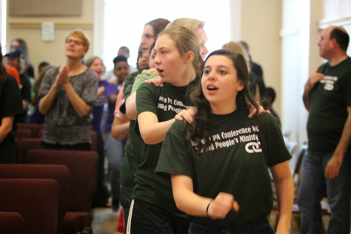 Youth Retreat Cancelled, but Youth Rally will go on