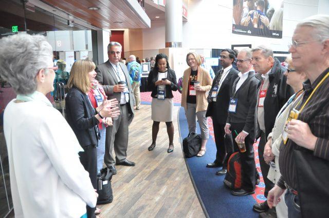 UMC delegates navigate legislative turbulence
