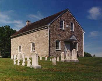 Boehm's Chapel exterior