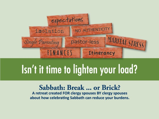 Isn't it time to lighten your load?