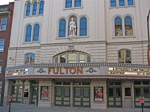 Fulton Theatre Lancaster,Ext.Day