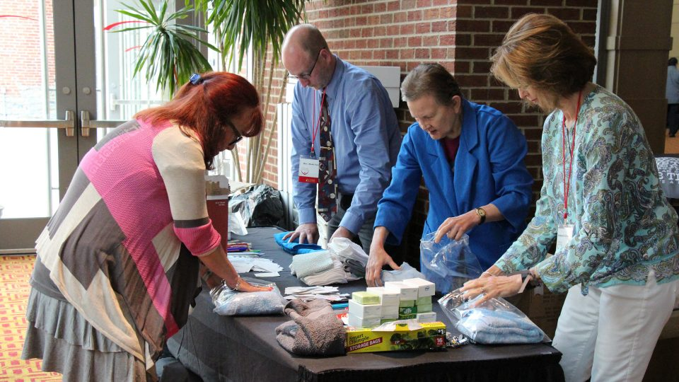 Open-hearted generosity at Annual Conference