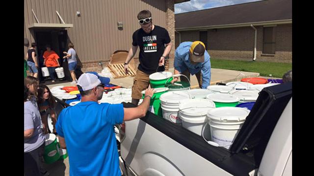 UMCOR Responds to Louisiana Floods