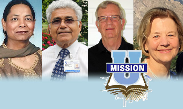 Mission u opens minds, hearts to serving Christ