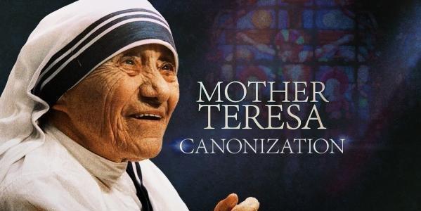 MotherTeresaCannonization