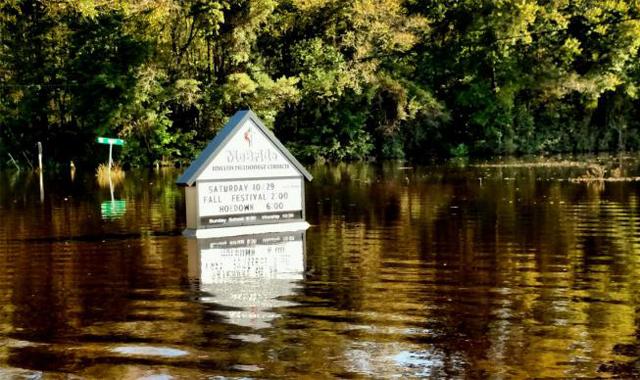 UMCOR, churches respond to Hurricane Matthew's destruction