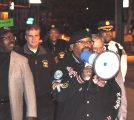 Phila. church joins police in Prayer Walk for Peace