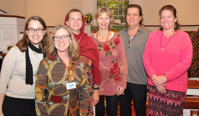 Yardley UMC hosts interfaith Thanksgiving event