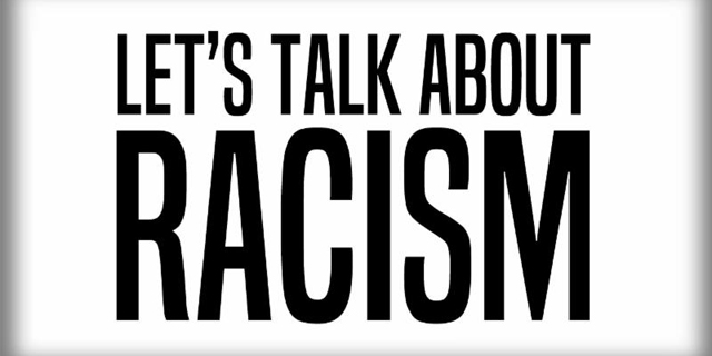 LetsTalkAboutRacism