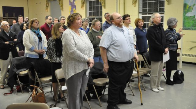 Churches unite in prayer for UMC's future