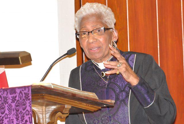 Bishop Violet L. Fisher