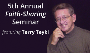 Register now for the 2017 Faith-Sharing Seminar