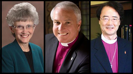 Pennsylvania's 3 UM Bishops