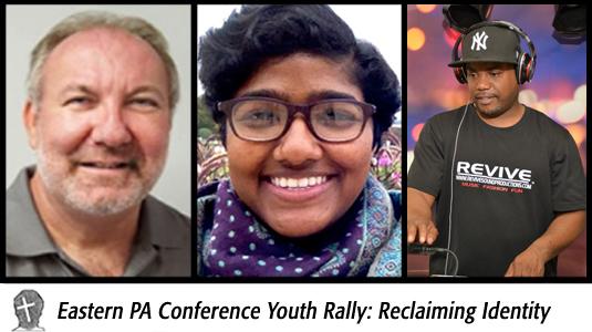 2015 Youth Rally Headliners: DJ Randy P, David Burke, Ann Jacob